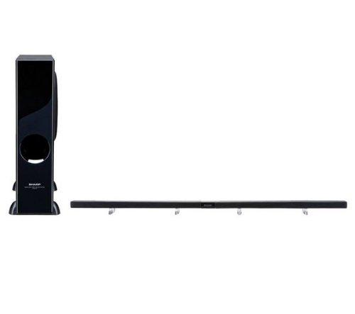 Sharp HT-SL70 2.1 200W Negro altavoz soundbar - Barra