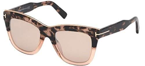 Tom Ford Sonnenbrillen Julie FT 0685 PINK Havana/Brown Damenbrillen