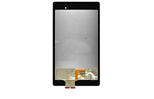 Preisvergleich Produktbild Schwarz Full LCD Display + Touch Screen für ASUS Google Nexus 7 2nd Gen ME571 ME570