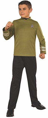 Star Trek Beyond Captain Kirk Kinderkostüm - Gr. L - 140