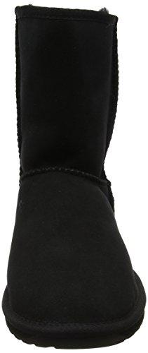 Emu Ladies Stinger Lo Slip Boots Nero (nero)