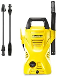 Karcher K2 Compact High Pressure Washer, 16731220, Yellow