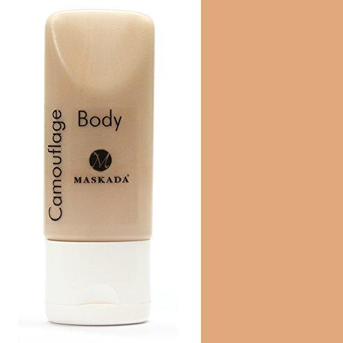 Camouflage Make up Körper Body Beine 35 ml Farbe Natural Beige 3