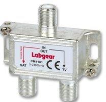COMBINER TV/SAT 5-862/950-240MHZ CM 4161 By LABGEAR Sat-tv-combiner