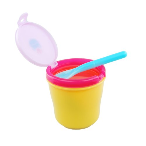 Richell | Lunch Box | OBENTO Box, for Baby (japan import)
