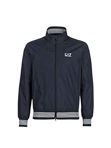 Emporio Armani EA7 Train CORE ID Jacket Jacken Herren Blau - XL - Jacken