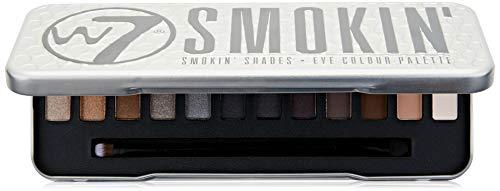 W715.6G Palette de Couleurs Smokin 'Shades Eye-12pièces