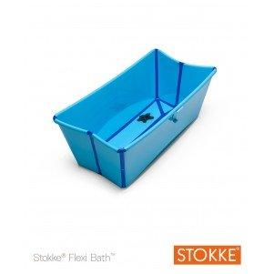 Preisvergleich Produktbild Stokke–Faltbare Babywanne Flexi Bath blau