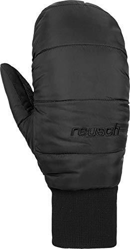 Reusch Damen Stratos Mitten Handschuhe, Black, 7.5