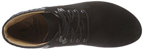 Ganter FIONA STIEFEL Weite F Damen Kurzschaft Stiefel Schwarz (schwarz 0100)