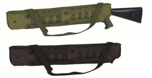 VOODOO TACTICAL Shotgun Scheide, Unisex, 20-8917001000, Schwarz, Einheitsgröße