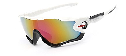 Embryform Sport Sonnenbrillen Für Radfahren Laufen Angeln Golf Unzerbrechlich