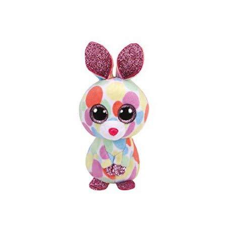 de301a1fb73 Ty - TY33010 - Basket Beanies - Plush Bloomy Rabbit - Multicolored