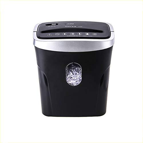 EA-Miao 5-6-Blatt-Aktenvernichter für Privatanwender oder kleine Büros, 15-Liter-Abfalleimer