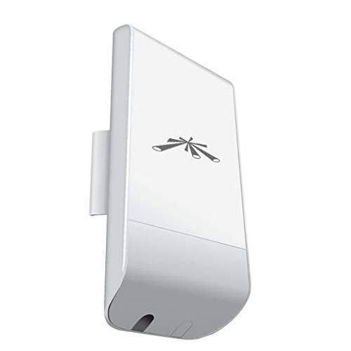 Ubiquiti NanoStation Loco M5 5GHz AirMax, 802.11an, 13 dBi Antenna, 23 dBm (LocoM5*) - Outdoor Access Point Unifi