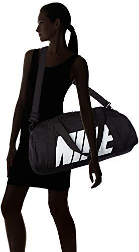 Nike Damen Gym Club Sporttasche, Schwarz/Weiß - 7