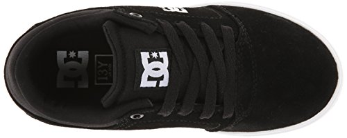 DC Shoes Crisis B Jungen Sneaker Black
