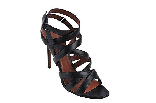 agnona-women-shoes-leather-black-40