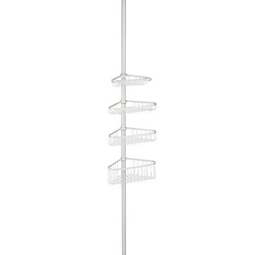 interdesign-york-teleskop-duschregal-mit-handtuchhalter-und-haken-hochwertige-duschablage-ohne-bohre
