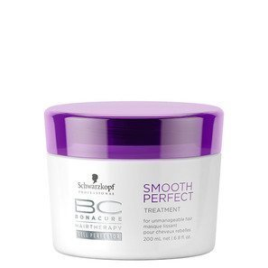 Schhwarzkopf Professional BC Hair Therapy Smooth Perfect Treatment 200 ml With free Ayur Sunscreen 50 ml  available at amazon for Rs.909