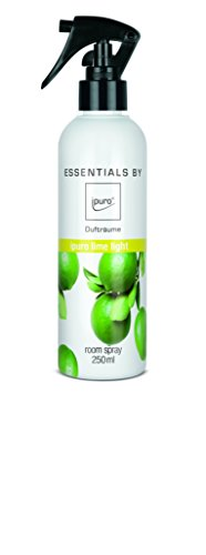 ipuro ESSENTIALS Raumspray lime light, 1er Pack (1 x 250 ml)