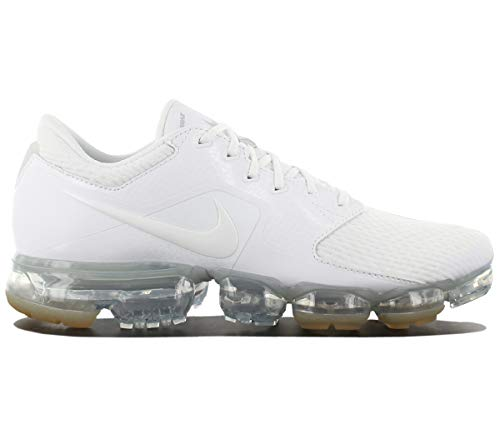 finest selection 7d2fc 4ac13 Nike Air Vapormax, Zapatillas de Running para Hombre, Blanco White Metallic  Silver 101