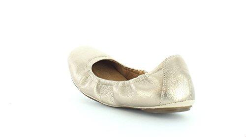 Clarks Grayson Erica Ballet piatto Gold