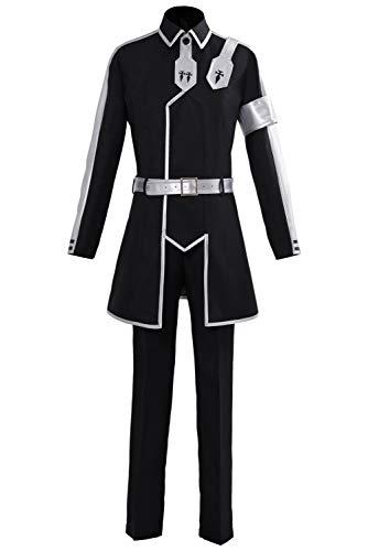 SAO Sword Art Online Alicization Kirigaya Kazuto Cosplay Kostüm Herren M