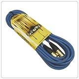 Proel LiveWire Câble XLR vers XLR Bleu 10 m