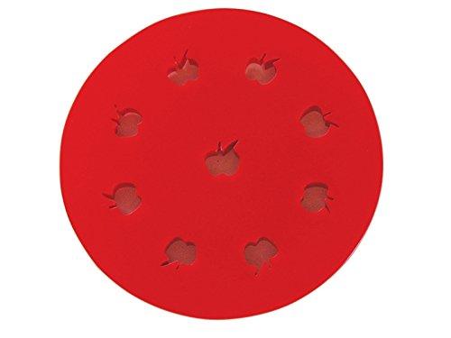 R&M International 2726 Mini Pie Topper Cutter, Apple, 5
