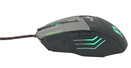 c91b3ed59c2 34% OFF on Dragonwar ELE-G9 Thor BlueTrack and Blue Sensor Gaming Mouse  with Macro Function on Amazon | PaisaWapas.com