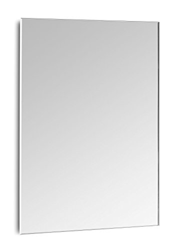 Fancy Glass Rectangualar Mirror (18inchx24inch)