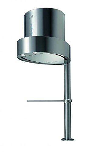 Vertikale Tischhaube der oberste Klasse/ * EEK A * / GALVAMET EGO 60/F INOX / 66 cm / 100 {37aa6c1ae5f1feeef5d5a6e9d9993b79b95629d1226150207b78e74e34c60bcf} MADE IN ITALY / ECHT LEISE / Dunstabzugshaube / INOX Design / ECOLED