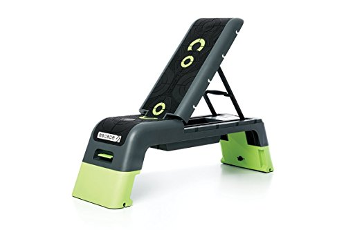 escape-fitness-deck-v20-workout-platform-or-adjustable-bench-black-green