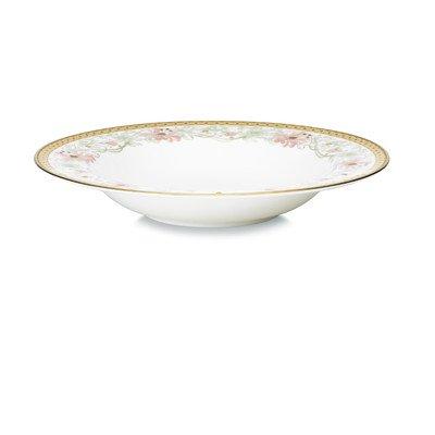 Noritake Blooming Splendor Rand Suppenteller (Gold Rim Bowl Soup)
