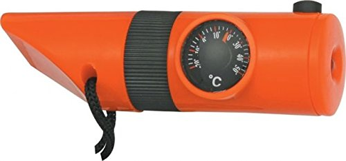 Explorer Five-in-One Compass/Whistle