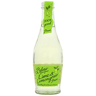 Belvoir Lime and Lemongrass Presse 250 ml (Pack of 6)