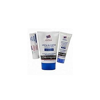 NEUTROGENA PACK Crema Manos 50ML + Stick Labial + Locion 15ML