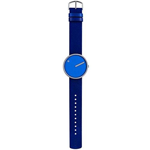 Rosendahl Montre bracelet Mixte Picto à quartz analogique silicone 103982