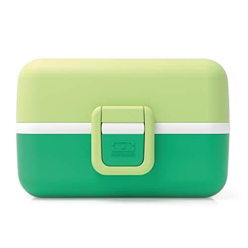 monbento Tresor Lunchbox, Kunststoff, Apple, 16 x 9,2 x 10,4 cm (Aus Kunststoff Lunch-box)