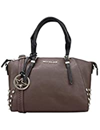 Sac Thierry Mugler Empire 3 Taupe