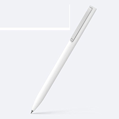 Mijia 0.5mm penna roller Doc, Svizzera refill e Giappone Ink Sign Pen (Black Ink)
