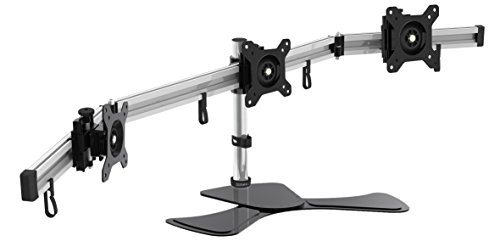 duronic-dm753-triple-lcd-led-desk-top-mount-arm-monitor-stand-bracket-with-tilt-and-swivel-tilt-15-r