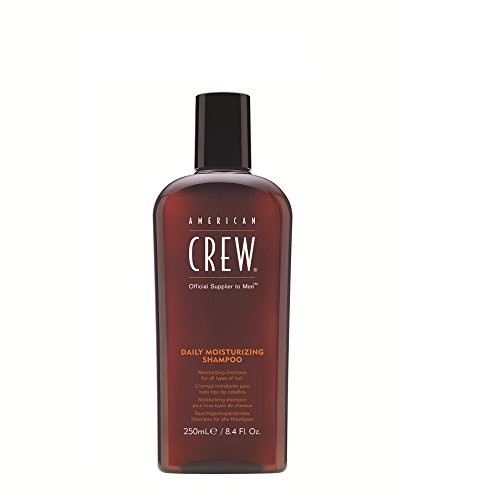 American Crew Idrantante Shampoo - USO - Classic Haircare - 1000ml - American Crew Daily Moisturizing Shampoo