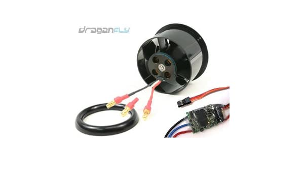 Himax EPF50CB Electric Ducted Fan w/ Brushless Motor + ESC