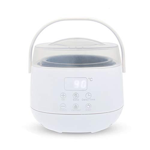 Wax Warmers Calentador eléctrico de la Cera con la exhibición de LED, Ajuste...