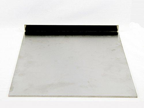 CIG Plancha zu Napoleon Prestige 500/Pro 500 aus massivem Edelstahl