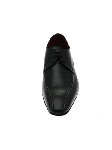 Pierre Cardin , Chaussures de ville à lacets pour homme noir Schwarz Schwarz