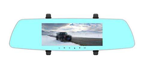SIPENGFEI Autokamera - Dual Dash Cam, IPS Touchscreen 7