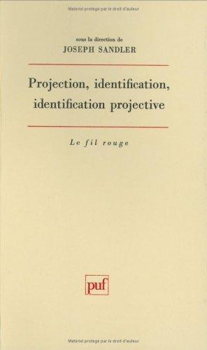Projection, identification, identification projective